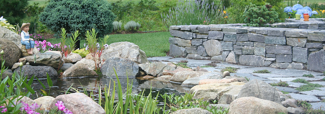 Hardscapes - Foster Creative Design