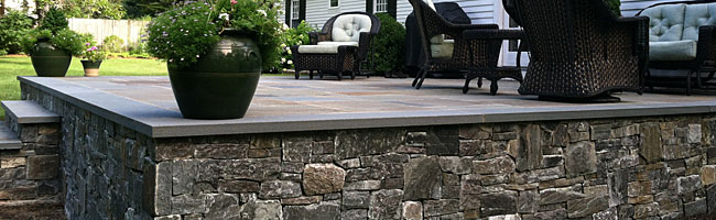 South Shore & Cape Cod hardscape and landscaping contractor